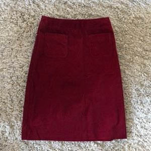 Loft Stretch skirt. Size 2. Excellent condition